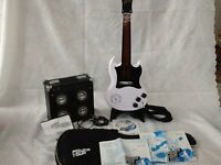 Power Tour Electric Guitar and Amp