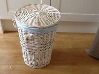 Laundry basket for babies nursery