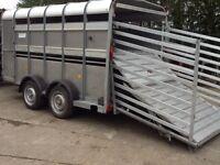 Cattle/Livestock Trailer