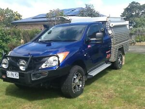 2013 Mazda BT50 Ute. . Excellent for Caravanning  or The Tradie!! Richmond Clarence Area Preview