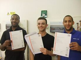 SALE!! CITY & GUILDS ELECTRICIAN TRAINING COURSES - BEGINNERS TO ADVANCED - WEEKEND & WEEKDAYS