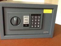 High Security Electronic Digital Steel Safe for Home, Business, Caravan, Boat etc.