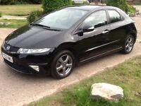 Honda Civic I-VTEC Si 5dr (cosmos black metallic) 2010