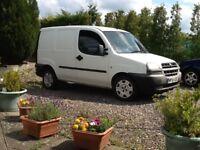 van for sale, fiat carga multijet doblo. 1.248 cc