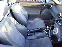 Audi TT Quatro Convertable 225BHP