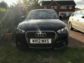 2012 Audi A1 1.4L TSFI Sport Hatchback, Petrol, Manual 3 doors, 4 seats