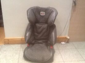 £20-Britax full highback,height adjustable booster car seat for 4yrs uoto 12yrs-washed-£20