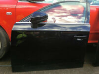 2014 Audi A3 S-line 5door SportBack Black,Pessenger Side Front Door