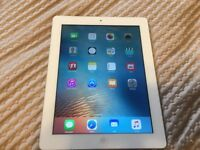 iPad 2 White 64GB WiFi very good condition
