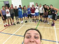 Getting back into sport? - Womens Basketball - All ages and abilities - Free first session