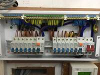 Electrician in Warrington