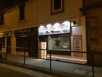 Ice Cream Parlour shop for Sale