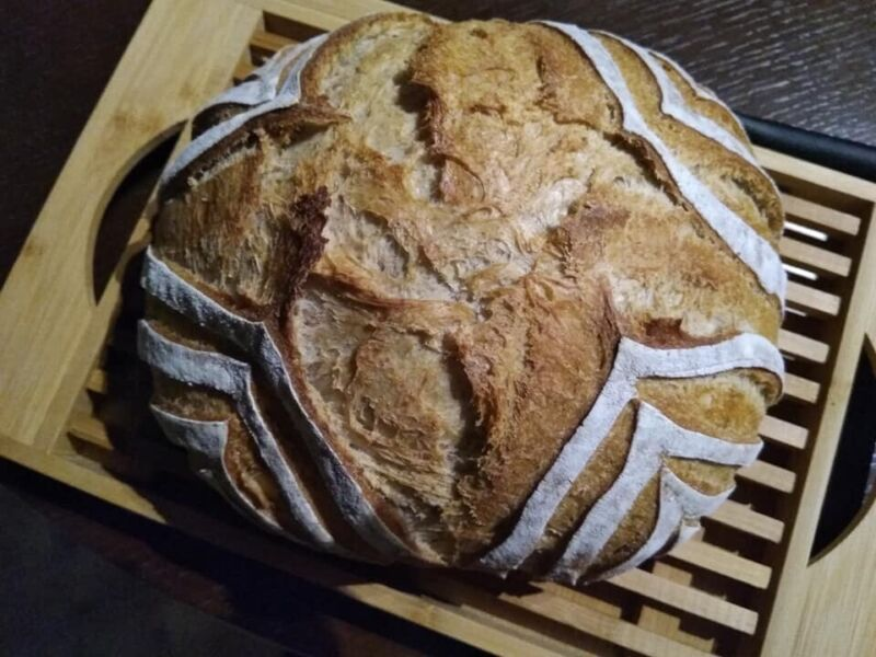 233+ yr old heirloom San Francisco SOUR STARTER tangy! Strong! Sourdough Organic