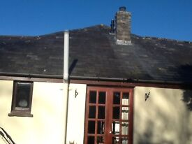 2 bed barn conversion with oil c/heating plus woodburner & garden - easy access to A30 & Tavistock