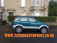 READY TO DRIVE AWAY, DAIHTASU TERIOS 4X4, ONLY 51000 MILES, M0T JANUARY 2019.....ONLY £1695