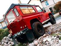 Land Rover Defender 90 200tdi - Galvanised chassis and lots more