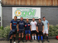Players wanted, 5 a side league team at Gol
