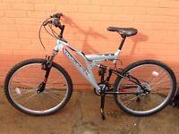 Elswick Trailbreaker Dual Suspension Mens Bike - 26 Inch - collect Happisburgh/Eccles