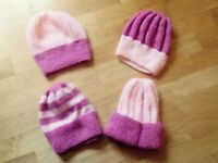 Warm woolly hats £3 each