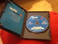 Word Shark, 3s CD to help teach children with dyslexia.