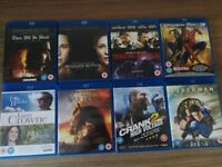 Various Blu-rays for sale, just £1 each! All as new