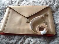 Zara Clutch / Shoulder Bag