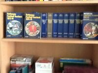 Rothman's football yearbooks