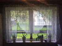 used net curtains