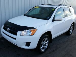 2012 Toyota RAV4 Sport SPORT EDITION 4X4 WITH SOLID PERFORMAN...