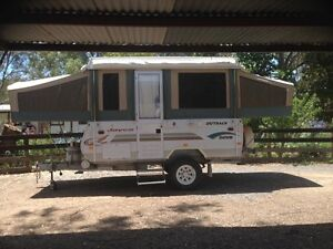 2003 JAYCO DOVE OUTBACK.  REDUCED Yalca Moira Area Preview