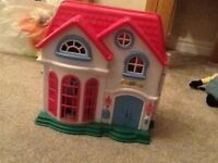 My dream mansion dolls house