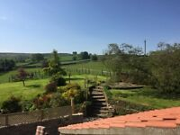 2 Bed Holiday Cottage Danby North Yorks. Moors. Sleeps 4 + 1 baby in travel cot. 2 dogs welcome free