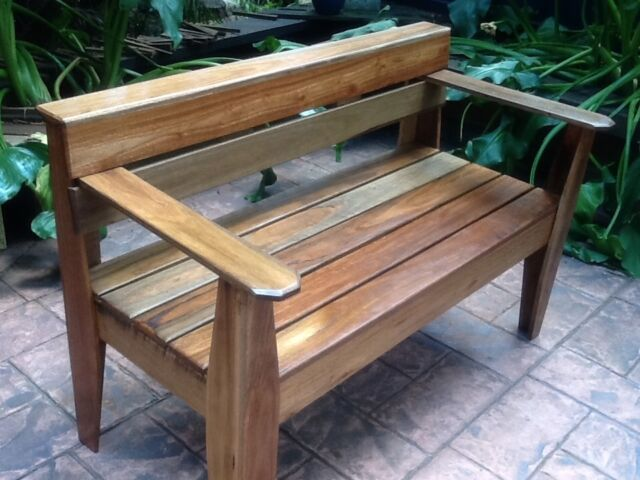 Hardwood Hand Made Bench Seats Other Furniture Gumtree