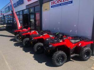 New Honda Quads. Bunbury Bunbury Area Preview