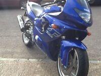 Yamaha 600 thundercat 8000 miles