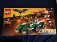 BRAND NEW LEGO 70903 Batman Movie The Riddler Riddle Racer Batman