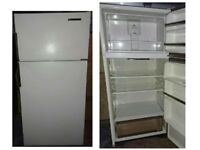 72cm wide fridge freezer ,can deliver