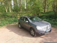 2008 qashqai in good condition,low miles