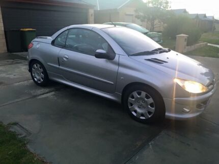 Peugeot 206 Convertible Seville Grove Armadale Area Preview