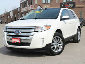 2011 Ford Edge Limited Navi-Pano Roof-Bluetooth