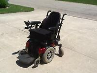 mobility scooter QUANTUM ,new battery's .FOR  SALE OR RENT