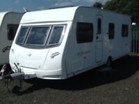 2008 luner lexon 575eb fixed bed 4 berth