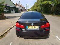 2012 BMW 5 Series 2.0 520d EfficientDynamics 4dr Msport pachet