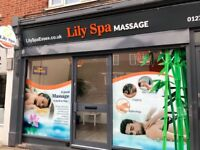 Brand New Chinese and Thai Massage Now Open in Brentwood Essex