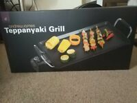 Andrew James Teppanyaki Electric Grill