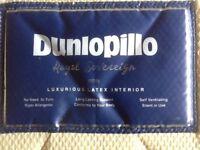 Dunlopillo 5ft king size divan bed