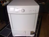zanussi condenser dryer