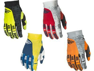 Mx Riding Gloves - Fly Racing Evolution 2.0 Riding Gloves Adult & Youth MX/ATV/BMX/MTB Off-Road '18