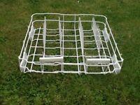 lower basket for dishwasher