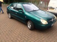 CITROEN XSARA !! LOW INSURANCE !! DRIVE LIKE NEW !!
